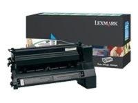 Lexmark C780 Cyan High Yield Return Program Toner Cartridge C780H1CG