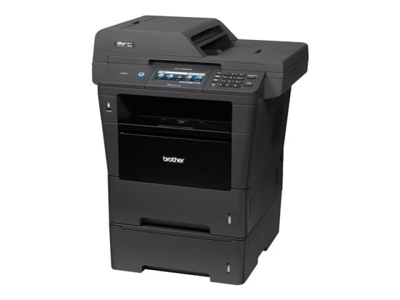 Image of Brother MFC-8950DWT All In One Mono Laser Printer
