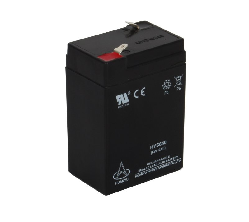 Image of 6V Replacement Trike Battery