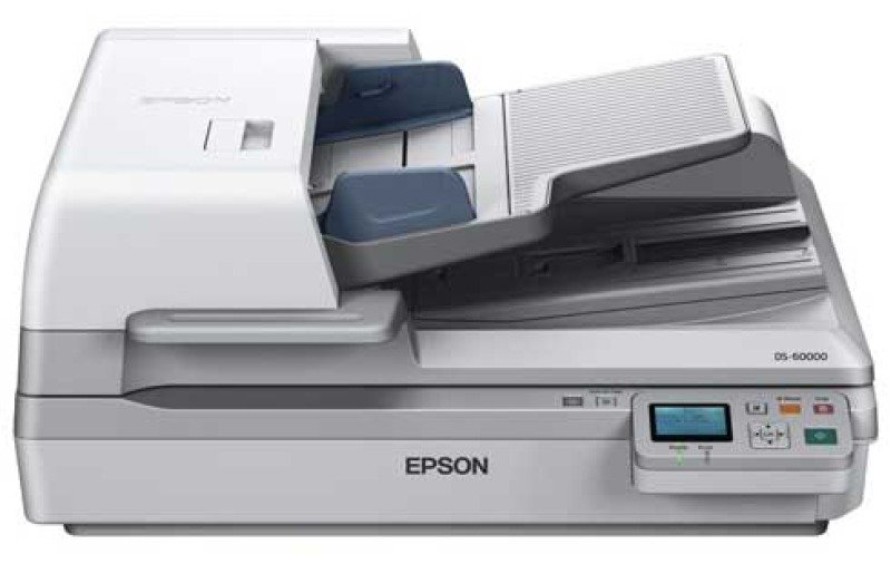 Epson WorkForce DS-60000 Colour Document Scanner