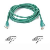 Belkin Cat5e Snagless UTP Patch Cable (Green) 1m