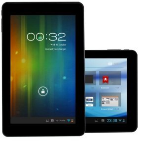 "Sumvision Cyclone Voyager Tablet PC, Rockchip DC 3066 1.6GHz, 1GB RAM, 16GB Flash, 7"" Touch, Wifi, Camera, Android 4.1 Jelly Bean"