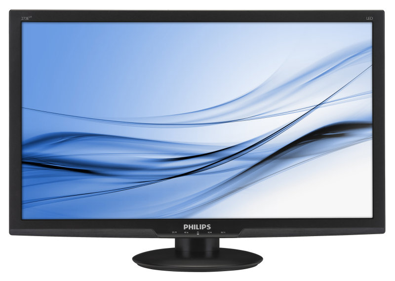 "Philips E-line 273E3LHSB 27"" LCD LED HDMI Monitor"