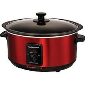 Morphy Richards Red Sear & Stew 3.5L