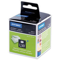 DYMO LabelWriter Address Permanent adhesive address Labels