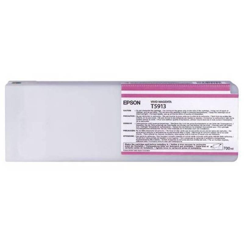 Epson T5913 Vivid Magenta Ink Cartridge