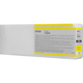 Epson UltraChrome HDR T6364 Yellow Ink Cartridge