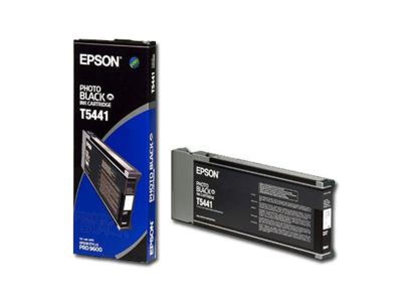 Epson T5441 Pigmented Photo Black Ink Cartridge