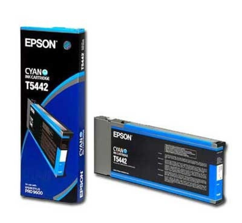 Epson T5442 Pigmented Cyan Ink Cartridge