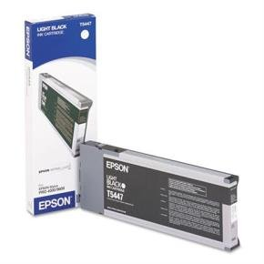 Epson T5447 Pigmented Light Black Ink Cartridge