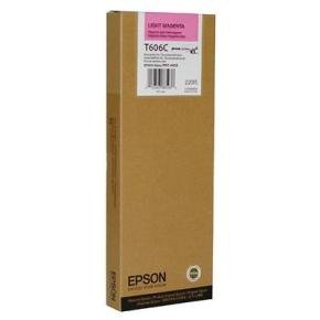 Epson T606C Light magenta Ink Cartridge