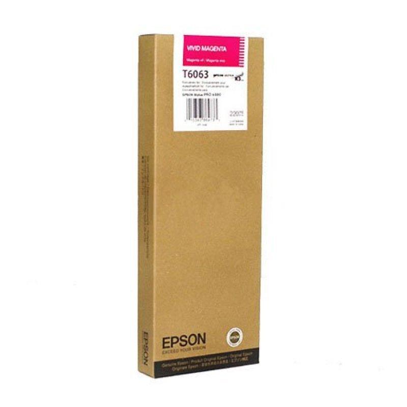 Epson T6143 Magenta Ink Cartridge