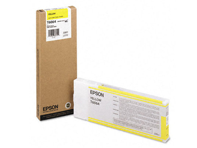 Epson T6064 Yellow Ink Cartridge