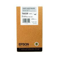 Epson T6039 Light Light Black Ink Cartridge