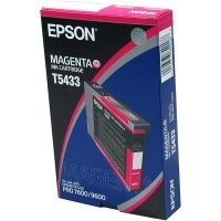 Epson T5433 Pigmented Magenta Ink Cartridge