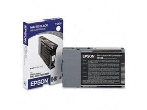Epson T5438 Pigmented Matte Black Ink Cartridge