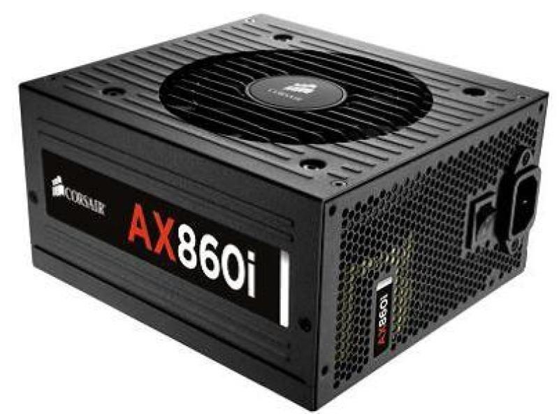 Corsair AXi 860W Fully Modular 80+ Platinum Power Supply