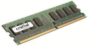 Crucial 1GB DDR2 800MHz Memory