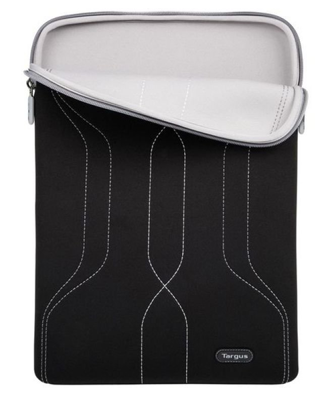 """Image of Targus Pulse Laptop Sleeve, For Laptops up to 16"""" - Black / Grey"""