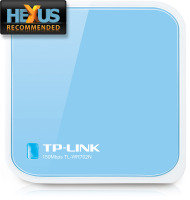 TP-Link TL-WR702N Wireless-N150 Mini Pocket Router