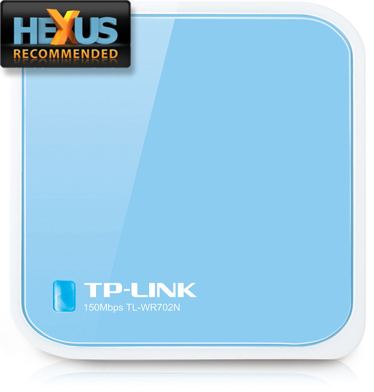Image of TP-Link TL-WR702N Wireless-N150 Mini Pocket Router