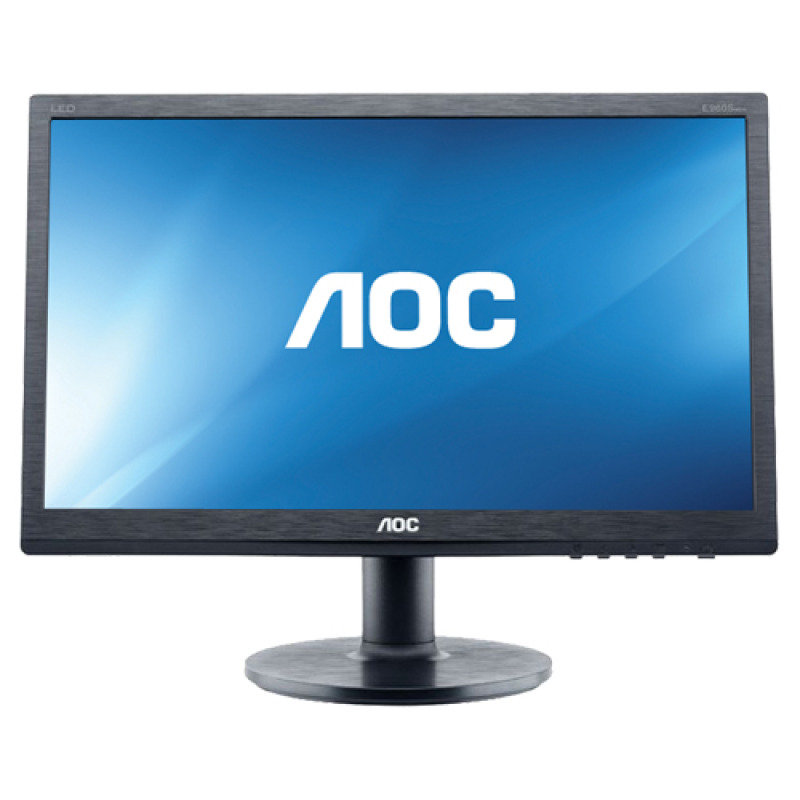 how to put led behind monitor