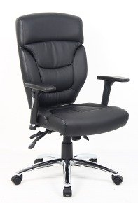 HH Solutions Aintree Leather Task Chair