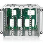 HPE 8-SFF Cage/Backplane Kit Storage drive cage - PC