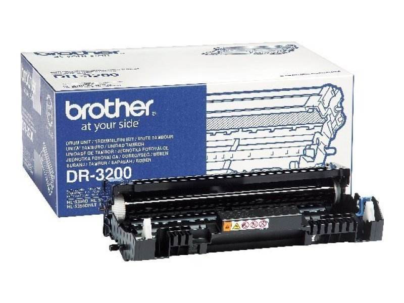 Brother DR-3200 Drum Kit 25,000 Pages