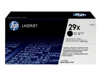 HP 29X Black Toner Cartridge - C4129X