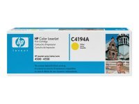 HP C4194A Yellow Toner Cartridge 6000 Pages