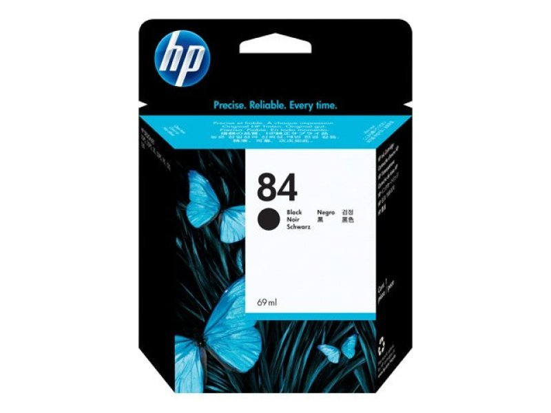 HP 84 69ml Black Ink Cartridge  C5016A