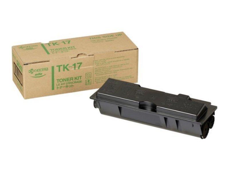 Kyocera Black Toner Cartridge (6,000 Page Capacity)