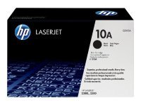 HP 10A Black Toner Cartridge 6000 Pages - Q2610A