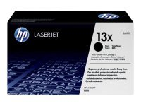 HP 13X Black Toner Cartridge - Q2613X