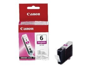 Canon BCI 6M Magenta Ink Cartridge