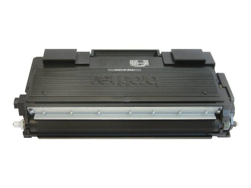 *Brother TN-4100 Black Toner Cartridge 7500 Pages