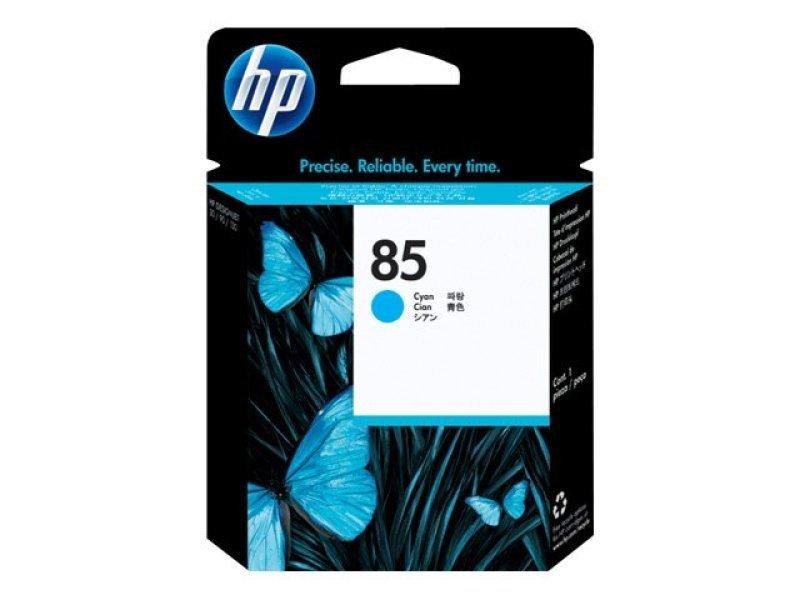 HP 85 Cyan Original DesignJet Printhead For use with - Designjet 130's, 90's & 30's - C9420A