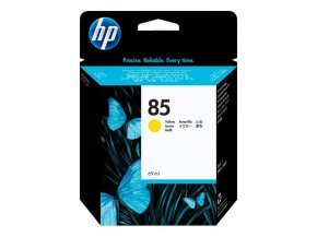 HP 85 69ml Yellow Ink Cartridge