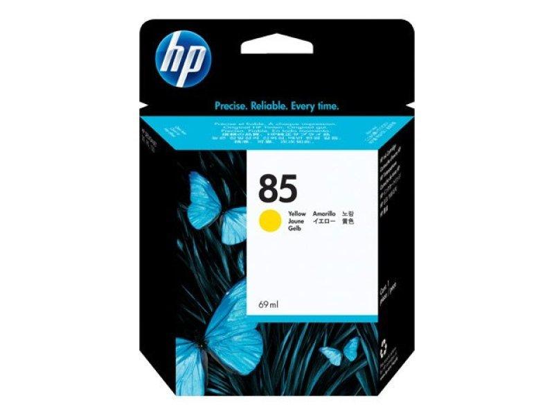 HP 85 Yellow OriginalInk Cartridge - High Yield 69ml - C9427A