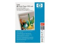 HP Matt Photo Laser Paper A4 200gsm 100 Sheets