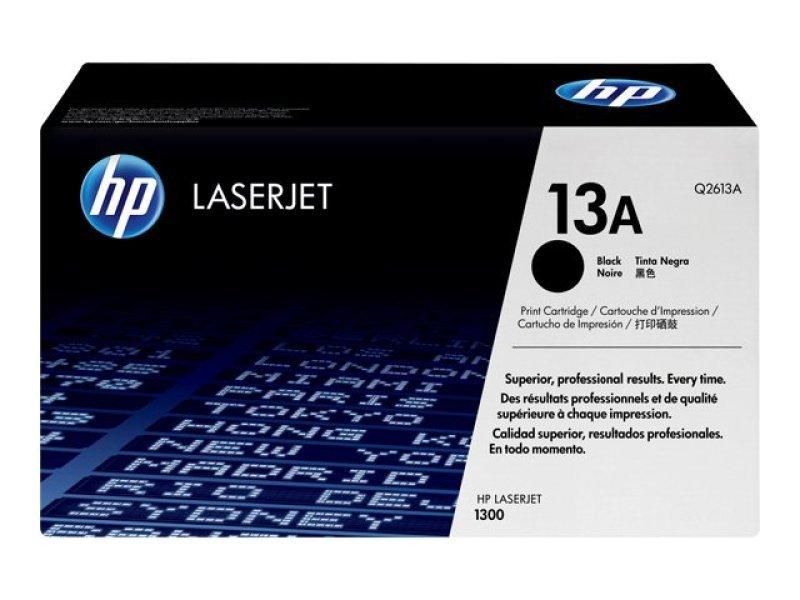 HP 13A Black Toner Cartridge - Q2613A
