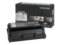 Lexmark Hi-cap Return Print Cart 6k E320/e322