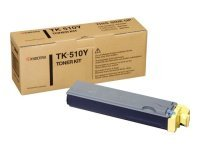 Kyocera TK-510Y Yellow Laser Toner Cartridge 8000 Pages