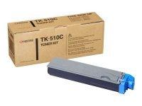 Kyocera TK-510C Cyan Laser Toner Cartridge