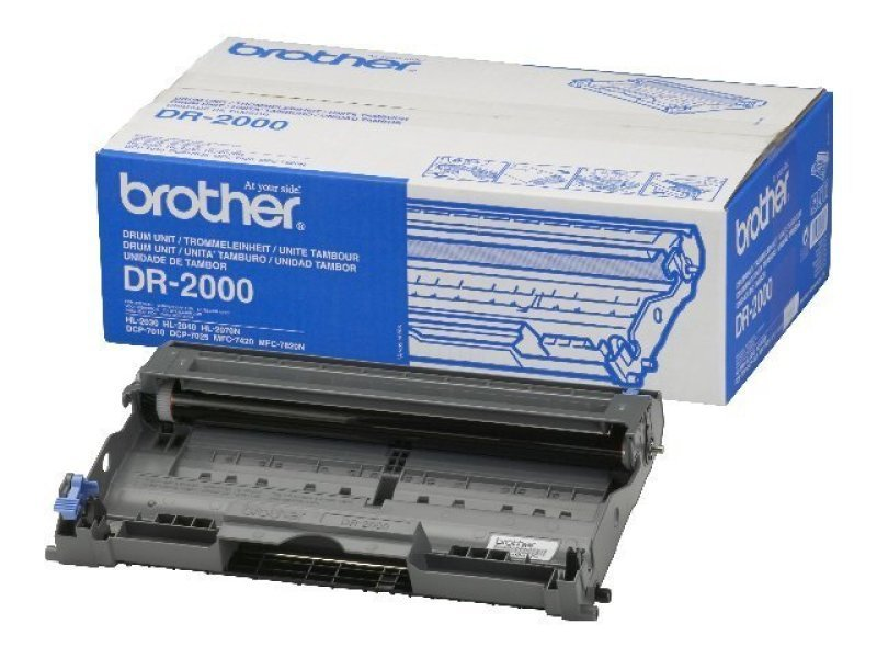 Brother DR2000 Drum Unit 12000 Pages