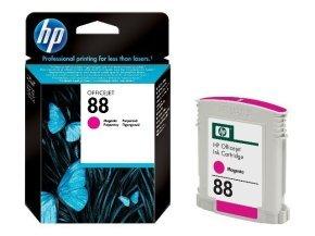 *HP 88 Magenta Ink Cartridge - C9387AE