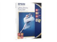 Epson Photo Paper Ultra Glossy (13x18- 50sheets) 300g
