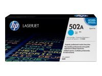 HP 502A Cyan Toner Cartridge - Q6471A