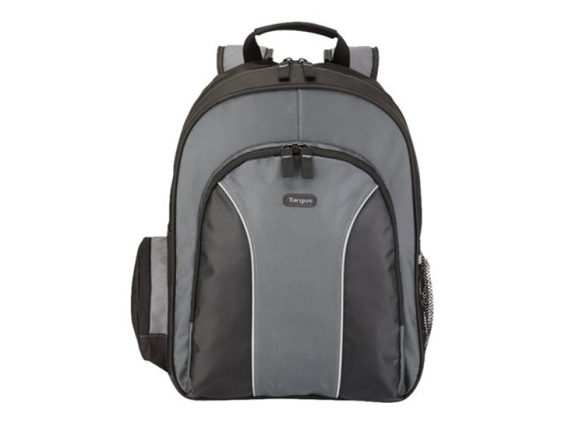 Targus Laptop Backpack For Screens Up To 15.4&quot Hard Wearing Twotone Nylon Modern Design.